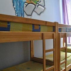 Хостел Комфорт Кровать в общем номере с двухъярусной кроватью фото 4