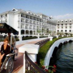 Отель InterContinental Hanoi Westlake бассейн фото 3