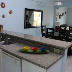 Отель Maz4you Beachfront Condo в номере фото 2