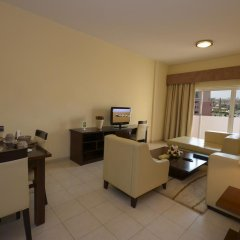 Parkside Suites Hotel Apartment 4* Улучшенные апартаменты с двуспальной кроватью фото 3