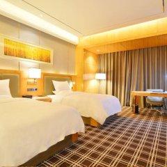 Swisstouches Hotel Xian 4* Стандартный номер с 2 отдельными кроватями