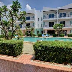 Отель Pool Access 89 at Rawai 3* Люкс с различными типами кроватей фото 17