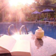 Отель Mai Binh Phuong Bungalow бассейн фото 3