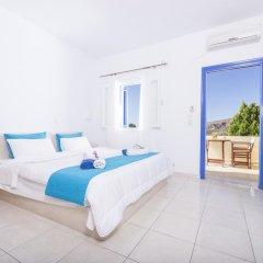 Отель Bella Santorini Studios 4* Студия с различными типами кроватей фото 6