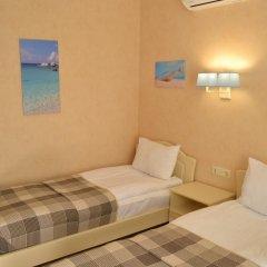 Гостиница Ajur 3* Стандартный номер разные типы кроватей фото 16