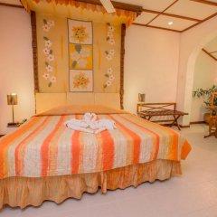 Отель Sigiriya Village 4* Улучшенный коттедж с различными типами кроватей фото 3