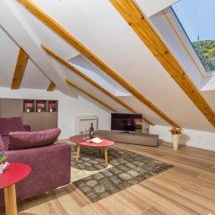 Отель Dubrovnik Luxury Residence-L`Orangerie 4* Апартаменты с различными типами кроватей фото 4