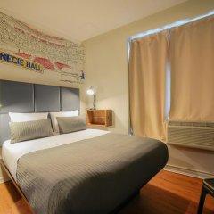 Отель CITY ROOMS NYC - Soho Стандартный номер с различными типами кроватей фото 11