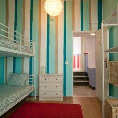 Отель Ericeira Surf Camp 2* Кровать в общем номере двухъярусные кровати фото 18