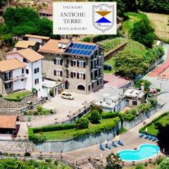 Villaggio Antiche Terre Hotel & Relax Пиньоне парковка