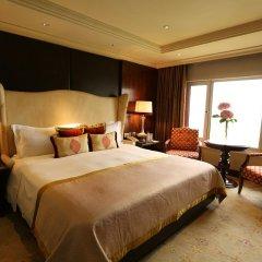Отель Taj Palace, New Delhi 5* Люкс Luxury с двуспальной кроватью фото 3