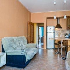 Гостиница MaxRealty24 Leningradskiy prospekt 77 Апартаменты с разными типами кроватей фото 14