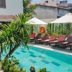 Отель Starfruit Homestay Hoi An 2* Улучшенный номер с различными типами кроватей фото 15