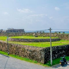 Отель Rampart View Guest House Шри-Ланка, Галле - отзывы, цены и фото номеров - забронировать отель Rampart View Guest House онлайн спортивное сооружение