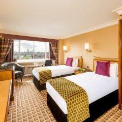 Copthorne Tara Hotel London Kensington 4* Стандартный номер с двуспальной кроватью