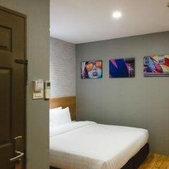 Отель Pula Residence Бангкок комната для гостей
