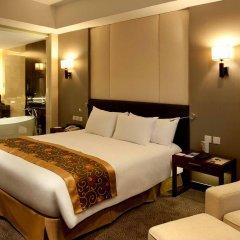 Отель Crowne Plaza West Hanoi 5* Номер Делюкс с различными типами кроватей фото 3