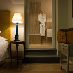 Отель Black 5 Florence 4* Стандартный номер с двуспальной кроватью фото 20