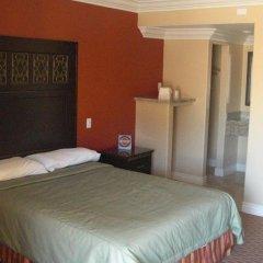 Отель Rodeway Inn Near La Live 2* Стандартный номер фото 2