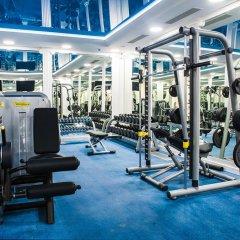 Гранд Парк Есиль Отель фитнесс-зал фото 2