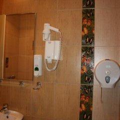 Гостиница Лидер Улучшенный номер разные типы кроватей фото 9