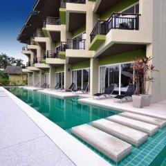 Отель Panalee Resort Таиланд, Самуи - 1 отзыв об отеле, цены и фото номеров - забронировать отель Panalee Resort онлайн бассейн фото 3