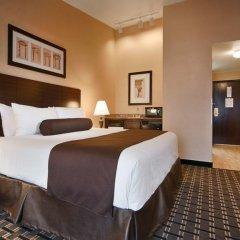 Отель Best Western Plus Las Vegas West 2* Стандартный номер с различными типами кроватей фото 2