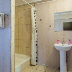 Мини-Отель Внучка Стандартный номер с двуспальной кроватью фото 14