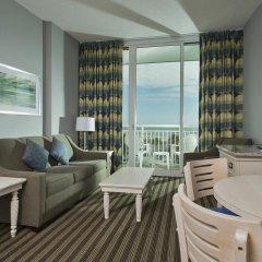 Отель Avista Resort 3* Люкс с различными типами кроватей фото 3