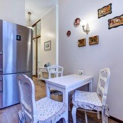 Апартаменты Mike Ryss' Perfect Apartments Санкт-Петербург комната для гостей фото 10