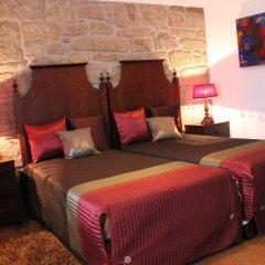 Отель Casa do Adro de Parada комната для гостей фото 2