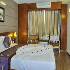 Barcelona Hotel Nha Trang 3* Номер Делюкс с двуспальной кроватью фото 10
