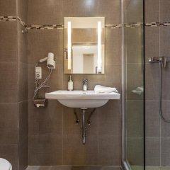 Отель Urban Stay Villa Cicubo Salzburg Австрия, Зальцбург - 3 отзыва об отеле, цены и фото номеров - забронировать отель Urban Stay Villa Cicubo Salzburg онлайн ванная фото 11