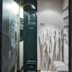 THC Gran Via Hostel Стандартный номер с различными типами кроватей фото 2