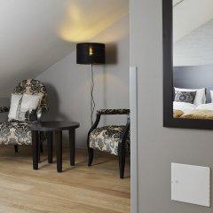 Saga Hotel Oslo 4* Улучшенный номер с двуспальной кроватью фото 5
