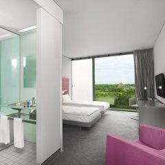 Отель INNSIDE by Meliá München Parkstadt Schwabing 4* Стандартный номер разные типы кроватей фото 4