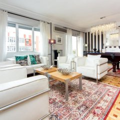 Апартаменты Apartment Castellana Design Deluxe комната для гостей фото 2