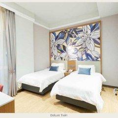 Hotel Bencoolen@Hong Kong Street 4* Номер Делюкс с 2 отдельными кроватями