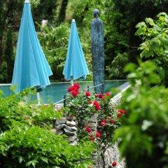 Отель Villa Sasso Меран помещение для мероприятий фото 2