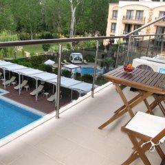 Отель Aparthotel Cote D'Azure 3* Студия Эконом с различными типами кроватей фото 33