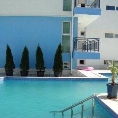 Отель Odysseus Nessebar бассейн