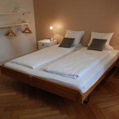Отель The Bed and Breakfast 3* Стандартный номер с двуспальной кроватью (общая ванная комната) фото 21