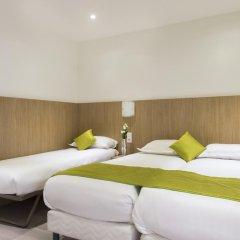 Отель Bel Oranger Gare De Lyon 3* Стандартный номер с различными типами кроватей фото 8