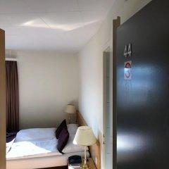 Olympia Hotel Zurich 3* Стандартный номер с двуспальной кроватью фото 19