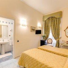 Hotel San Silvestro 3* Стандартный номер с различными типами кроватей фото 5