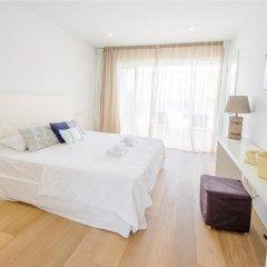 Отель Oceanview Villa 100 Кипр, Протарас - отзывы, цены и фото номеров - забронировать отель Oceanview Villa 100 онлайн комната для гостей фото 5