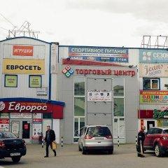 Апартаменты City Centre Standart Apartments Мурманск парковка
