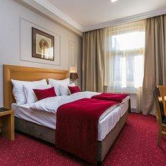 Hotel Caruso 4* Представительский номер с различными типами кроватей фото 4
