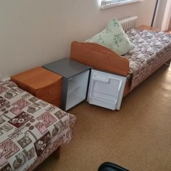 Гостиница Молодежная Номер категории Эконом с 2 отдельными кроватями