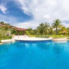 Отель Angsana Villas Resort Phuket 4* Люкс с различными типами кроватей фото 7